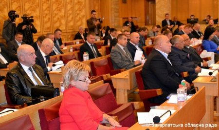 Депутати Закарпатської облради затвердили статут обласного онкологічного диспансеру у новій редакції