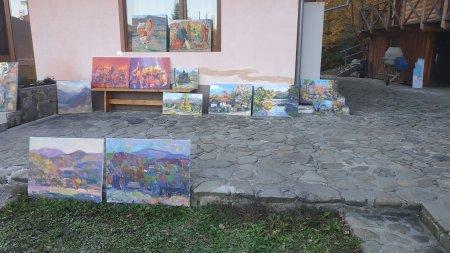 Школа закарпатського живопису живе, розвивається – Володимир Чубірко (фото)