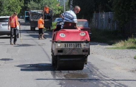 Роками без ремонту залишається ряд мукачівських доріг (ВІДЕО)