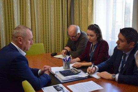 В Берегово приїхало  ОБСЄ, для обговорення суспільно-політичних питань