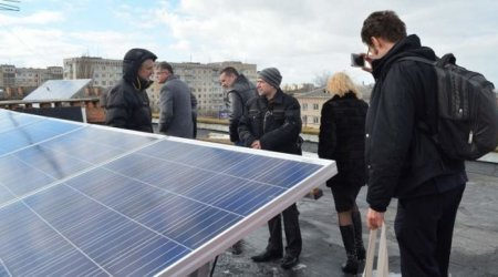 Українців штрафуватимуть за сонячні батареї