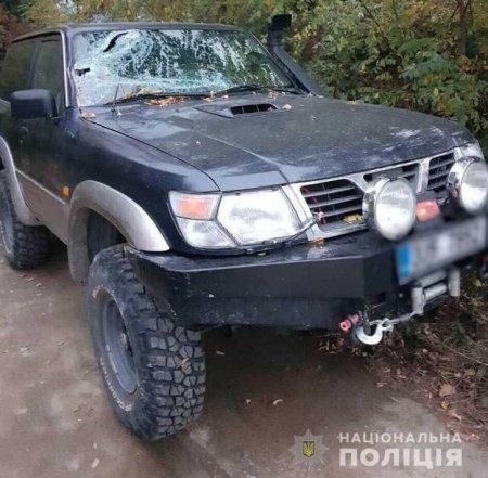 Страшна ДТП сталася на Рахівщині: Через п'яного водія пасажира проштрикнув шлакбаум