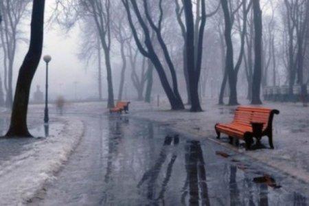 Мокрий сніг і дощ: Якою буде погода в листопаді - прогноз синоптиків