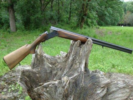 Мешканець Тячівщини завявив про викрадення рушниці, а виявляється забув її у лісі