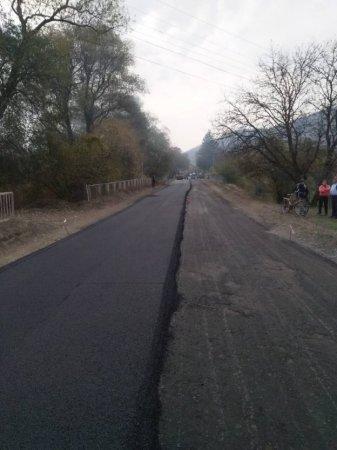 На Закарапатті починають ремонт дороги «Свалява – Довге – Липча» (ФОТО)