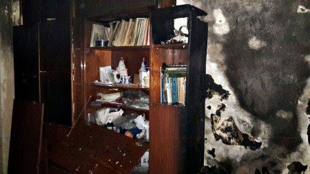 В Ужгороді врятували із пожежі двох людей (ФОТО)