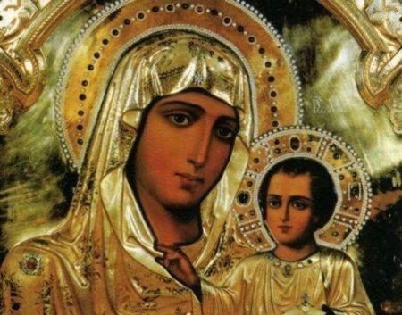 """25 жовтня – День чудотворної """"Єрусалимської"""" ікони Божої Матері: молитва про захист і здоров'я"""