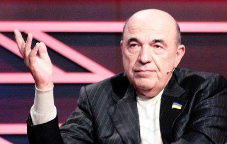 Вадим Рабінович: «Влада довела Україну до 123 місця в рейтингу доходів населення»