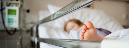 На Закарпатті у реанімації, від інфекційної хвороби помер малолітній хлопчик