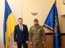 Підполковник податкової міліції Закарпаття проходив службу на КПВВ «Станиця Луганська»