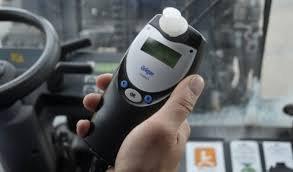 Закарпатські поліцейські затримали 5 водіїв у стані алкогольного сп'яніння