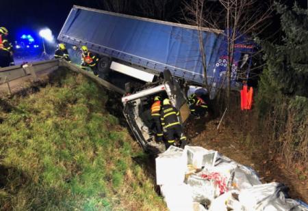 В Реанімації померла п'ята закарпатка яка постраждала в страшній ДТП в Чехії (відео)
