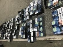Закарпатські митники вилучили в українця «Opel» та цигарки