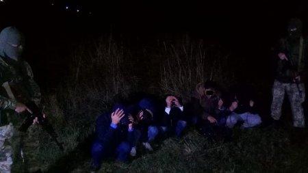 Групу нелегалів затримали на Закарпатті (фото)