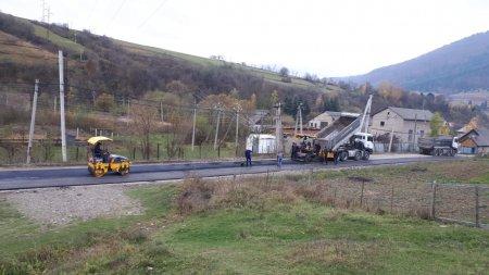 Ремонтують дорогу, що відкриє додатковий туристичний маршрут до Тереблянської долини