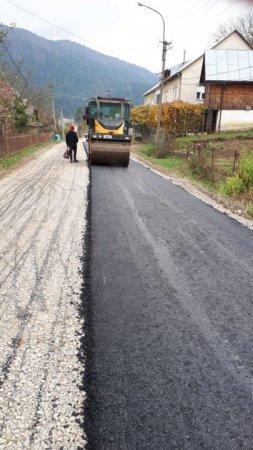 На Міжгірщині ремонтують дорогу, що відкриє додатковий туристичний маршрут до Тереблянської долини (ФОТО)