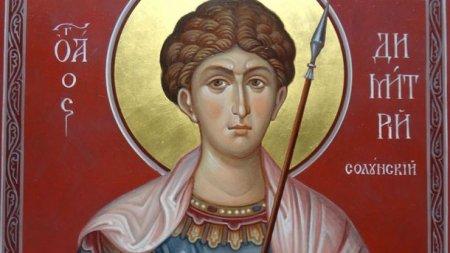 День Святого Дмитра 8 листопада: прикмети, традиції, історія