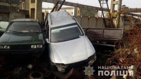 Закарпатець вкрав автомобіль «Opel Vectra» та здав до пункту металоприйому