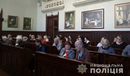 У Мукачеві поліцейські проводять зустрічі зі школярами та родинами-опікунами