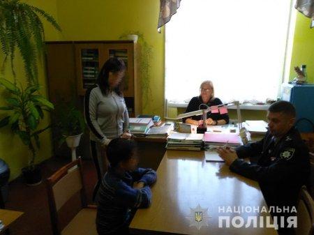 Поліцейські Виноградівщини зустрілися з учнями, які порушують дисципліну (ФОТО)