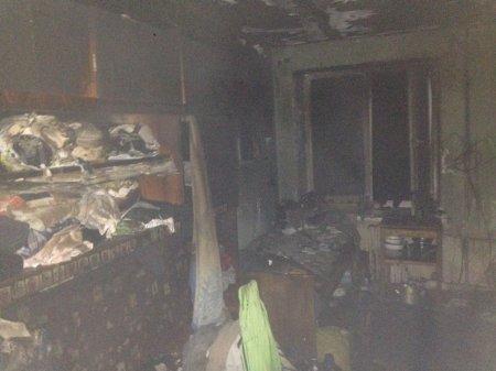У Мукачеві серйозна пожежа у гуртожитку: евакуювали 30 студентів,один потерпілий (ФОТО)