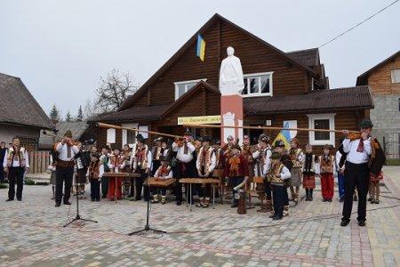 Сторіччя Гуцульської республіки відзначили в Ясінях на Рахівщині