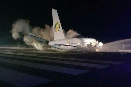 Літак зі пасажирами розбився незабаром після зльоту: перші подробиці та кадри трагедії