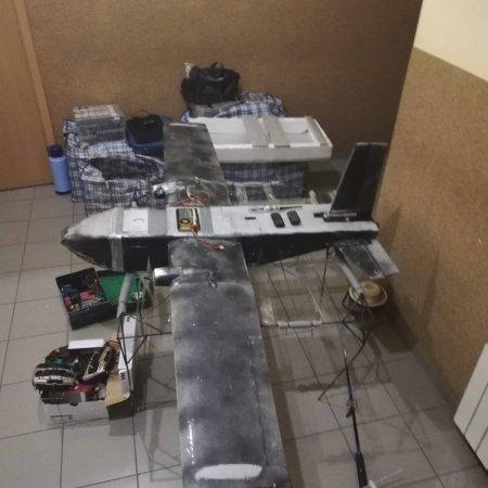 Для переправи контрабанди в ЄС закарпатські контрабандисти використовують безпілотні літаки(фото)