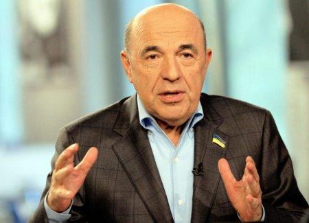 Вадим Рабінович зняв свою кандидатуру з президентських перегонів