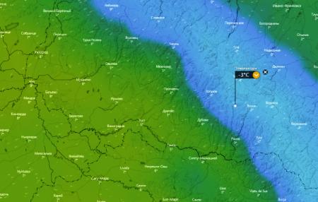 Угорські синоптики прогнозують закарпатцям люту зиму