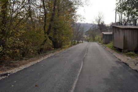 На Тячівщині відремонтували районну дорогу (ФОТО)