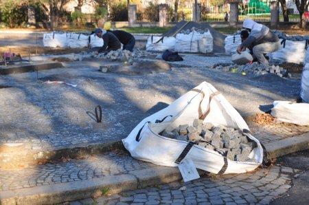 В Ужгороді почався завершальний етап робіт зі встановлення пам'ятника жертвам голодомору (ФОТО)