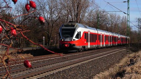 Білет на поїзд Мукачево – Будапешт буде вартувати близько 700 гривень,але коли?