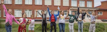 Відео-табір для дітей вперше влаштували на Хустщині (ВІДЕО)