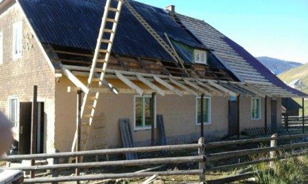Москаль проінспектував ремонт соціального комплексу у високогірному селі на Міжгірщині (ФОТО)