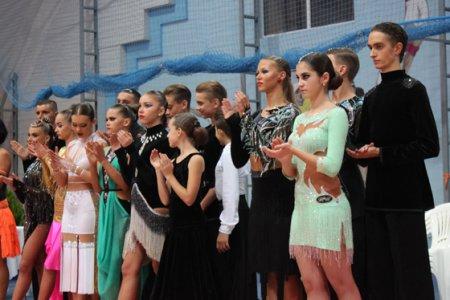 Всеукраїнського змагання з танцювального спорту «Кубок Перечина 2018» стартувало (ВІДЕО)