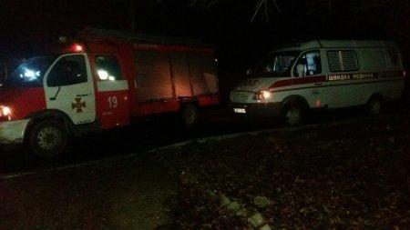 У Виноградові на пожежі виявили тіло 35-річного чоловіка