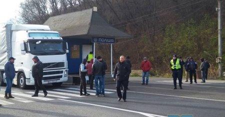 Акція протесту на трасі Київ-Чоп тривала два дні (ВІДЕО)