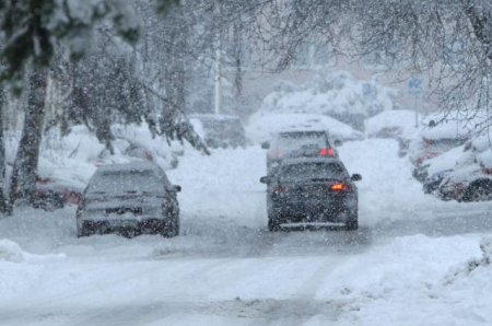 До 30 см снігу! Синоптики попередили про негоду, що суне на Україну
