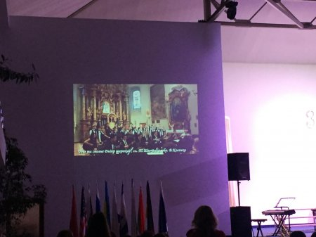 У Мукачеві хорова школа хлопчиків влаштувала ювілейний концерт (ФОТО)