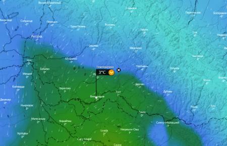 Погода на Закарпатті 27 листопада – штормовий вітер, пониження температури,дощ з переходом в сніг