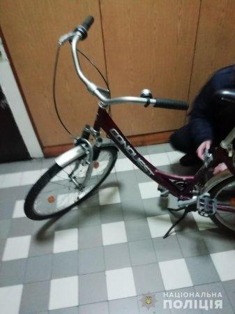В Тячеві крадуть велосипеди