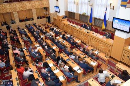 Геннадій Москаль озвучив ключові напрями розвитку області на наступні три роки (ФОТО)
