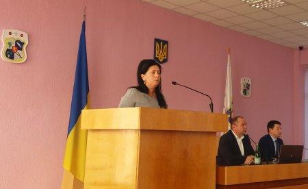 Виноградівська районна рада не затвердила звіт РДА чим визнала її роботу незадовільною (відео)