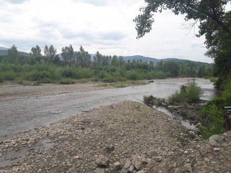 Великому Бичкову на Рахівщині потрібні 220 мільйонів гривень на відновлення дамби (ВІДЕО)