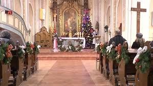 Різдвяна служба відбулася в Ужгородському римо-католицькому соборі (ВІДЕО)
