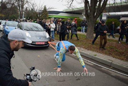 Найсильніші богатирі Хуста встановили нові рекорди України (ФОТО)