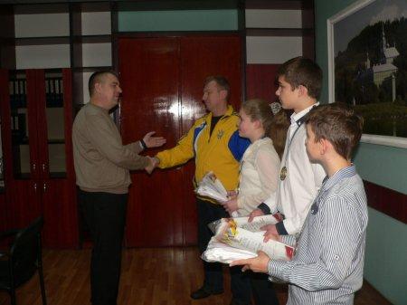 Юні каратисти з Мукачівщини тріумфували на кубку України