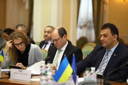 Михайло Рівіс взяв участь у засіданні Правління Асоціації Української асоціації районних та обласних рад