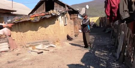 Українська правда брехливо висвітлила життя закарпатських ромів (відео)